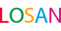 Fashion for children, men and women LOSAN