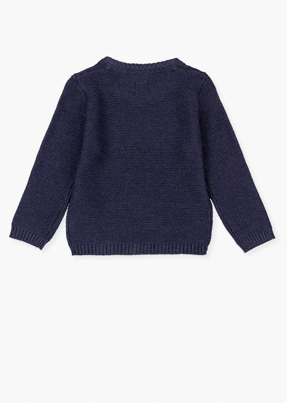 Knit jumper.