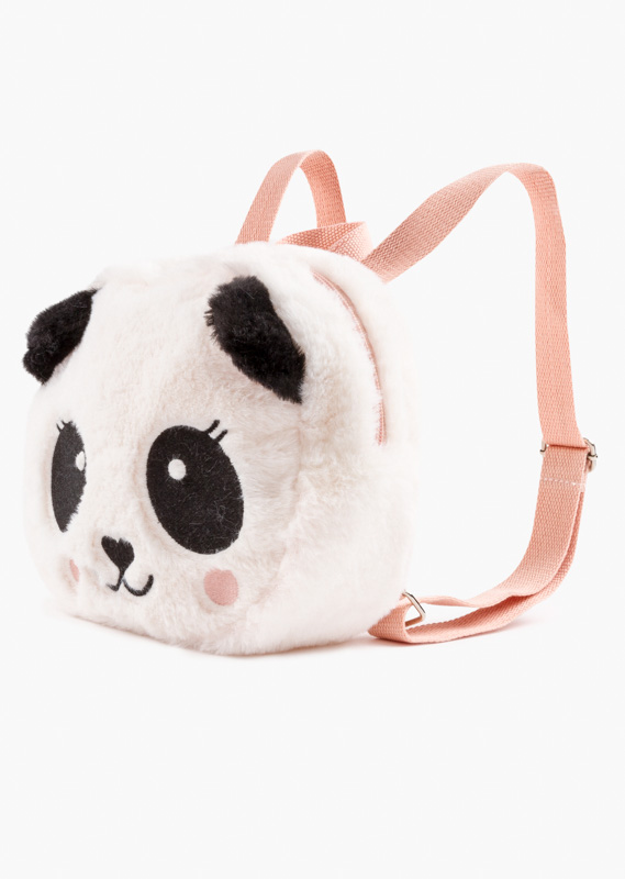 Panda backpack.
