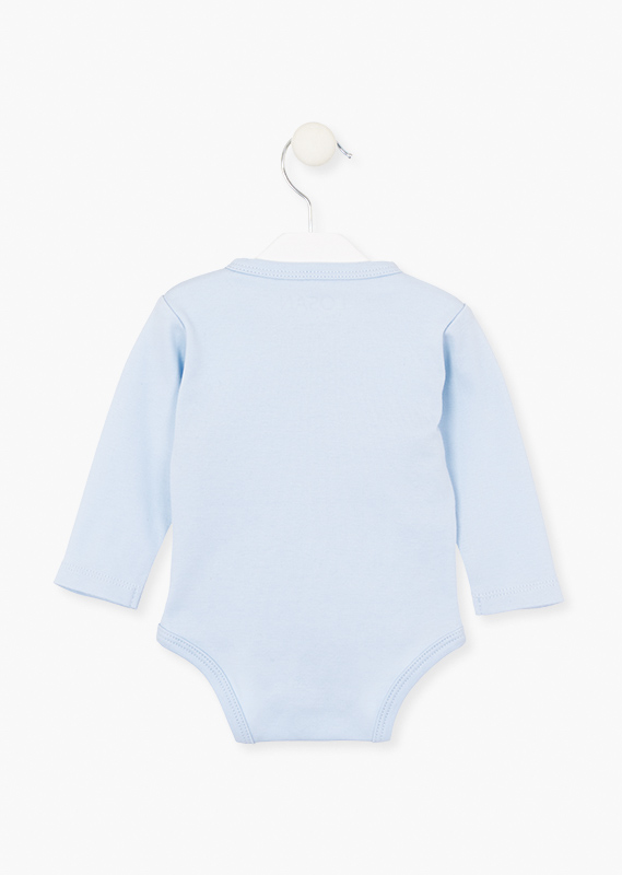 Interlock bodysuit 2-pack.
