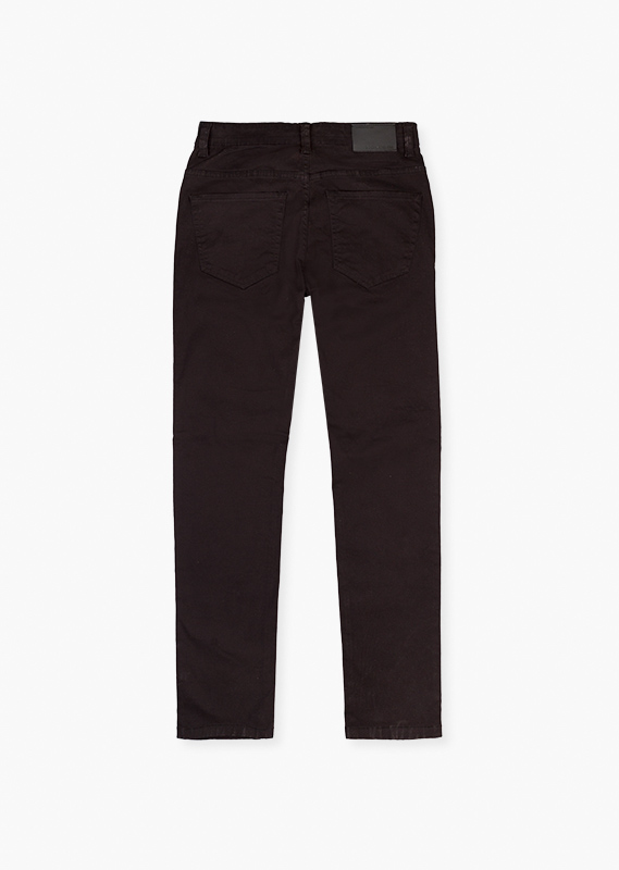 Twill trousers from our line of everyday essentials for man
