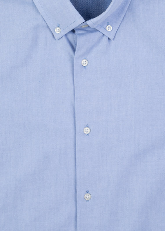 Cotton Oxford shirt from our range of everyday essentials for man