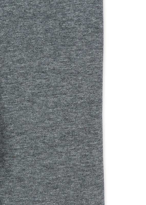 4d107a9518a BASIC TRI-BLEND DARK GREY LEGGINGS IN SINGLE JERSEY FABRIC. | LOSAN